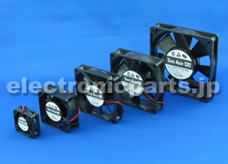 SANYO DC cooling fan