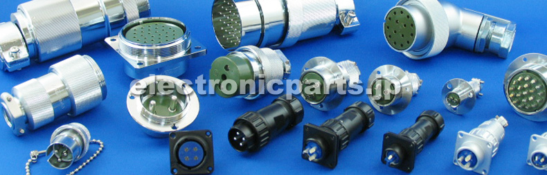 various circular metal connectors