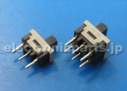 NKK Switches (NKK), Slide Switches
