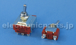 Standard Size Toggles, S series