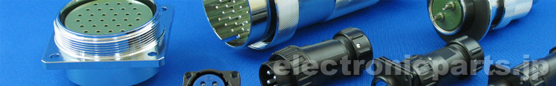 Nanaboshi Electric Mfg. waterproof metal Connectors.