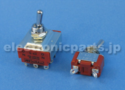 NKK Switches (NKK) Toggle Switches